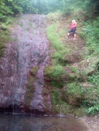 Loznica, Serbia: Vodopad Skakavac