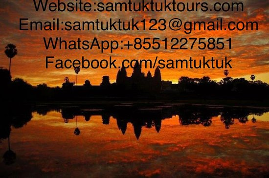‪SAM TUK TUK & TOURS‬