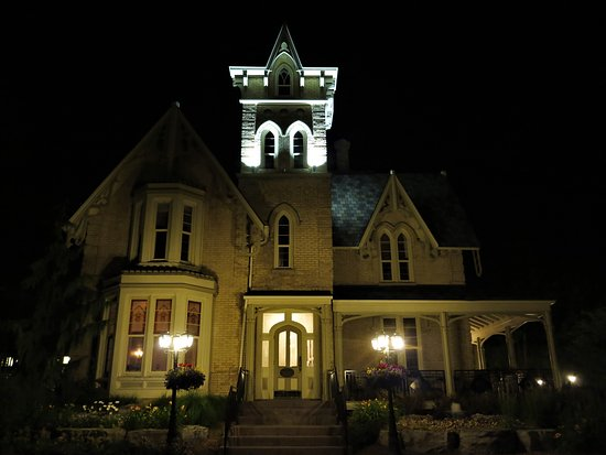 Ingersoll, Canada: Hoping to capture Mary the ghost