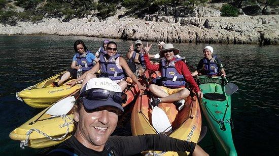 Calanc'O Kayak Paddle