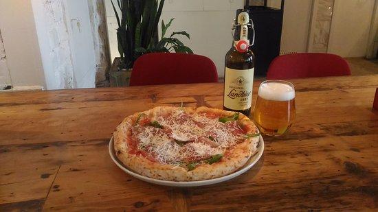 Yula Pizza: вкусная пицца из не замороженного теста !