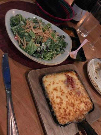 Dos Caminos: Lunch