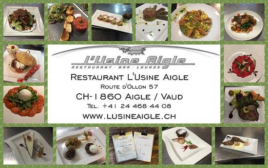 Numéro L'usine Aigle Avis Restaurant De Téléphone 0ZactBR