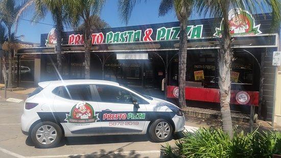 Presto Pasta & Pizza Cobram