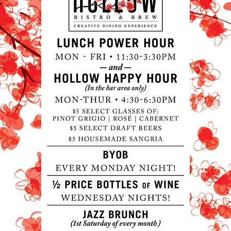 Clarence, NY: The Hollow Bistro & Brew