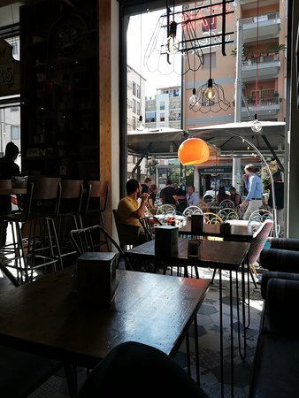 Foto de Stairs Coffee Shop