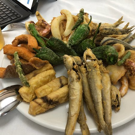 Restaurante Marisqueria Virgen De Las Vinas Tomelloso Restaurantbeoordelingen Tripadvisor