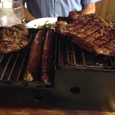 Rak Basar: Carne super tenera!