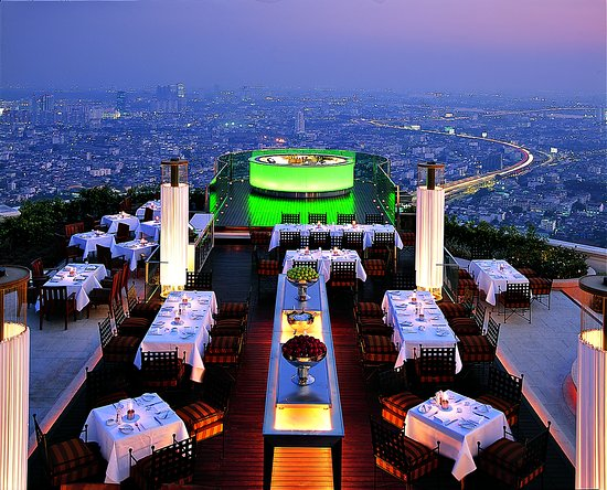 Luxury Hotel With Beautiful Views Review Of Lebua At State Tower