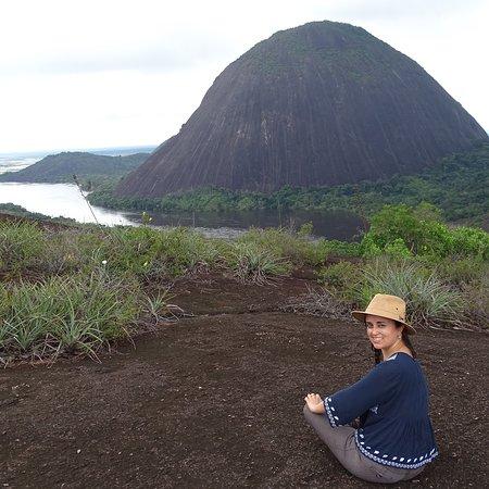 Inirida, Kolumbien: Cerros de Mavecure