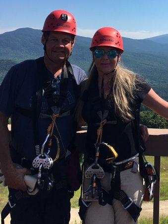 Vertical Ventures Aviation: Eric, Laura