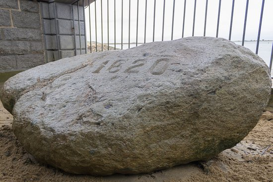 plymouth rock before massachusetts need know