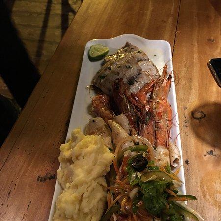 Oceana Beach Cafe and Seafood Restaurant照片