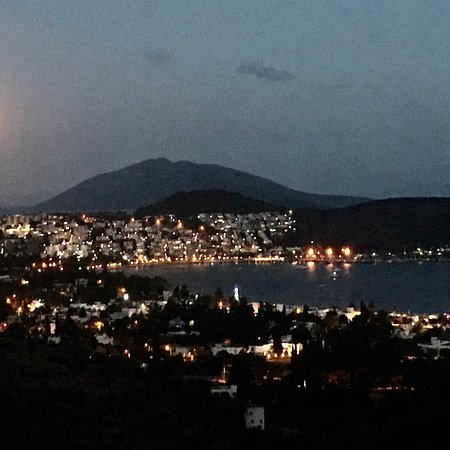 Milas, Türkiye: Bitez koyu, Bodrum
