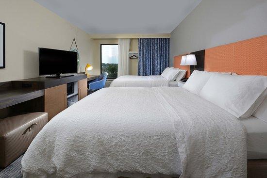 Duncan, Южная Каролина: Queen Room