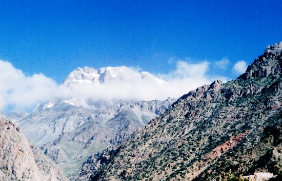 Fann Mountains: Таджикистан, Фанские горы...