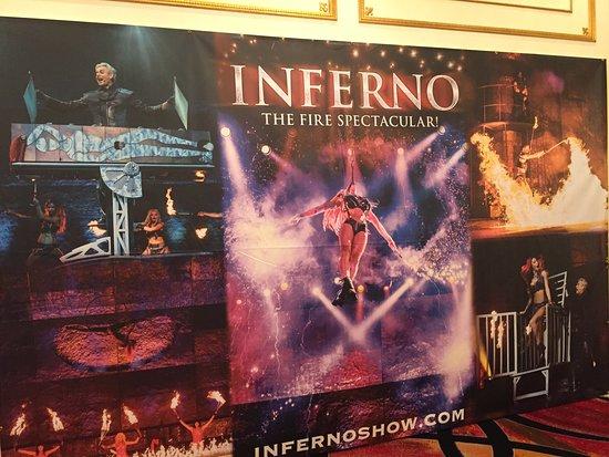 Inferno Las Vegas Foto