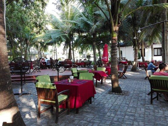 Lang Co, Vietnã: Breakfast