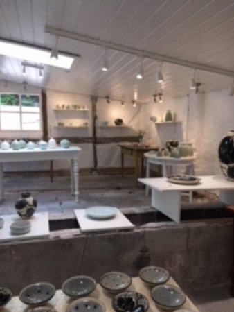 Tranekær, Danmark: Super unik atmosfære med venlige og imødekommende ejere
