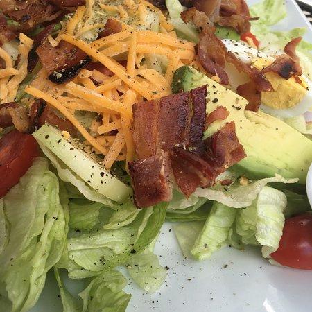 Bloomfield, NJ: Cobb salad