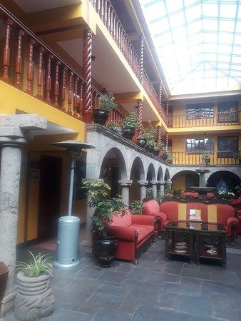 Ảnh về Hotel Munay Wasi Inn