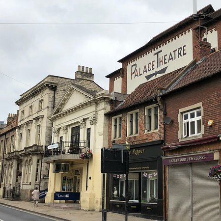 palace cinema malton orange wednesday