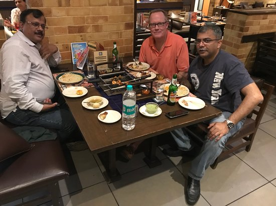Barbeque Nation: Great time at BN!