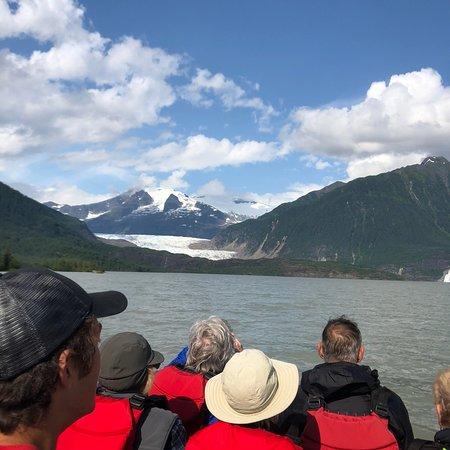 Ảnh về Mendenhall Glacier Float Trip