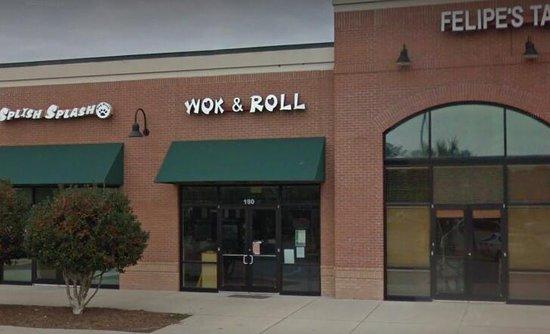 Leland, North Carolina: Wok & Roll Leland NC
