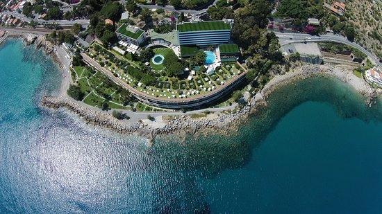 Like In An Italian Movie Review Of Grand Hotel Del Mare Resort