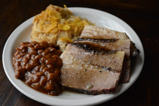 Inwood, IA: Now offering Crazy Bob's Smokehouse line !!  Smoked Brisket, Cheesy Hash Browns & Beans.