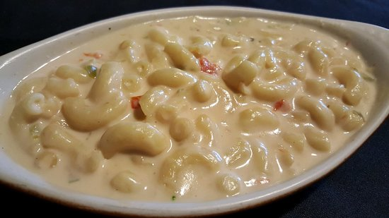 Inwood, IA: MarketPlace Only Bar & Grill has PEPPERJACK MAC & CHEESE !