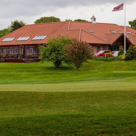 Hartlepool, UK : Clubhouse
