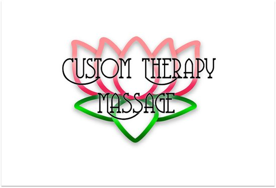 ‪Custom Therapy Massage‬