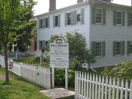 Blue Hill Historical Society