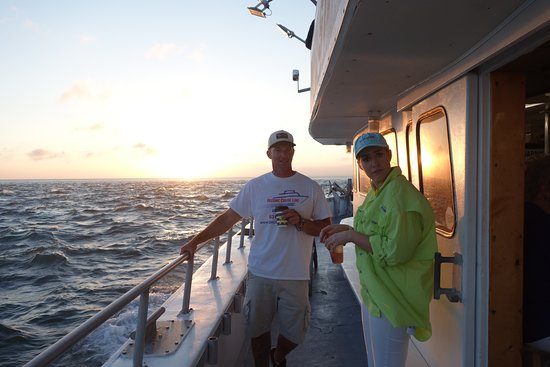 Peconic Cruise Line: With Captain Mike- what a great guy!