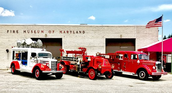 ‪Fire Museum of Maryland‬