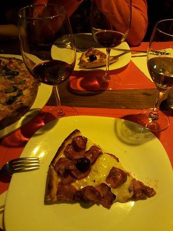 Fratello Uno Pizzaria: pizza deliciosa