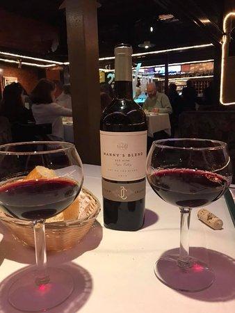 Belmont, CA: The wine