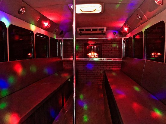 The Cheese Wagon Party Bus