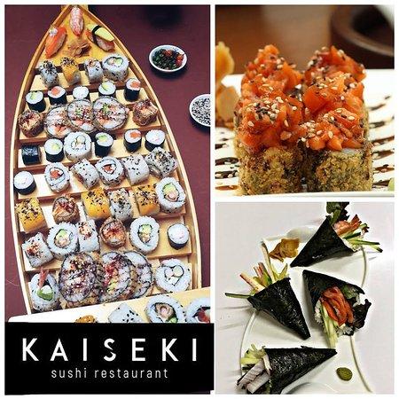 Kaiseki Sushi Restaurant : We are more than sushi