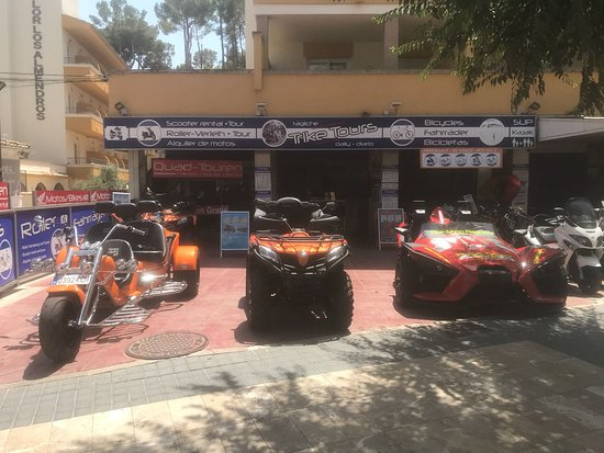 ‪Trike & Quad Shop Paguera‬