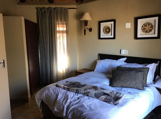Mabula Private Game Reserve, África do Sul: Timeshare bedroom