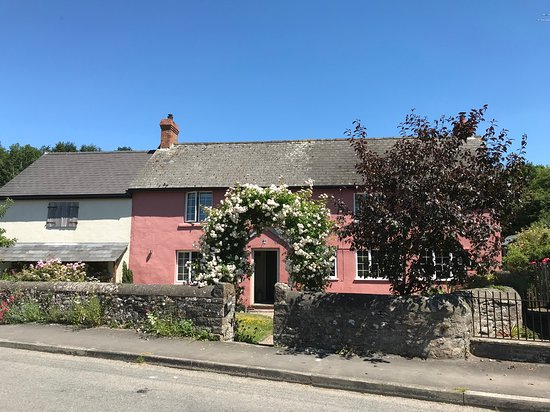 Glasbury-on-Wye, UK: Glasbury B&B