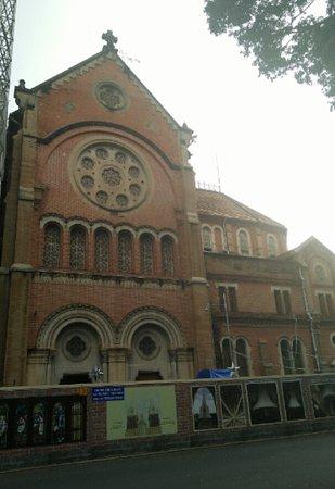 Saigon Notre Dame Cathedral: IMG_20180713_021132_large.jpg