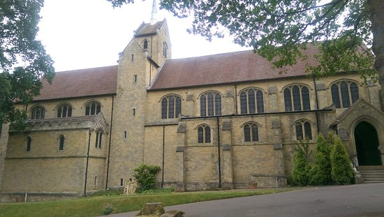 St Augustine's Abbey, Chilworth