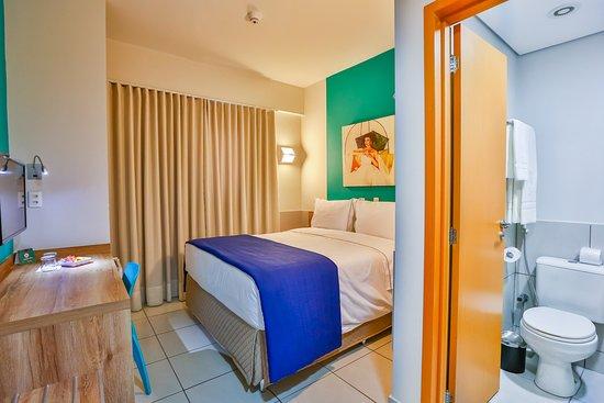Mega Moda Hotel: Superior room