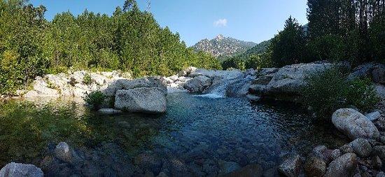 Bilde fra Piscines Naturelles de Cavu