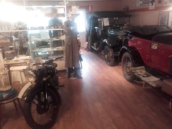 Karstula, ฟินแลนด์: Car Museum Wanhat Wehkeet