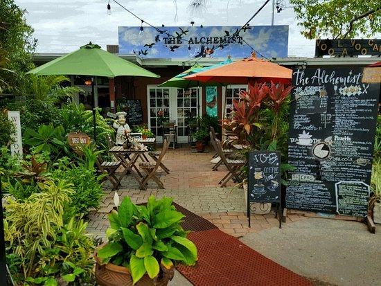 Wilton Manors, FL: Entrance